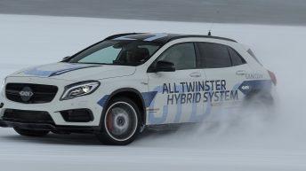 GKN DRIVELINE BEGINS TESTING PLUG-IN HYBRID SUV