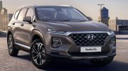HYUNDAI REVEALS FIRST IMAGE OF THE SANTA FE