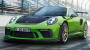 THE NEW 2019 PORSCHE 911 GT3 RS