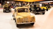 RENAULT CELEBRATES 120 YEARS OF MOTORING AT 2018 RETROMOBILE SHOW