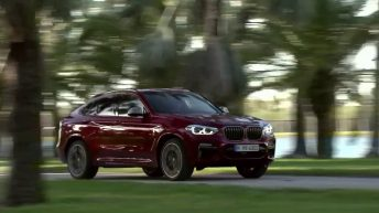 THE ALL-NEW 2019 BMW X4