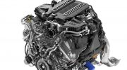 CADILLAC INTRODUCES TWIN-TURBO V-8 ENGINE