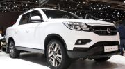NEW SSANGYONG MUSSO PICK-UP