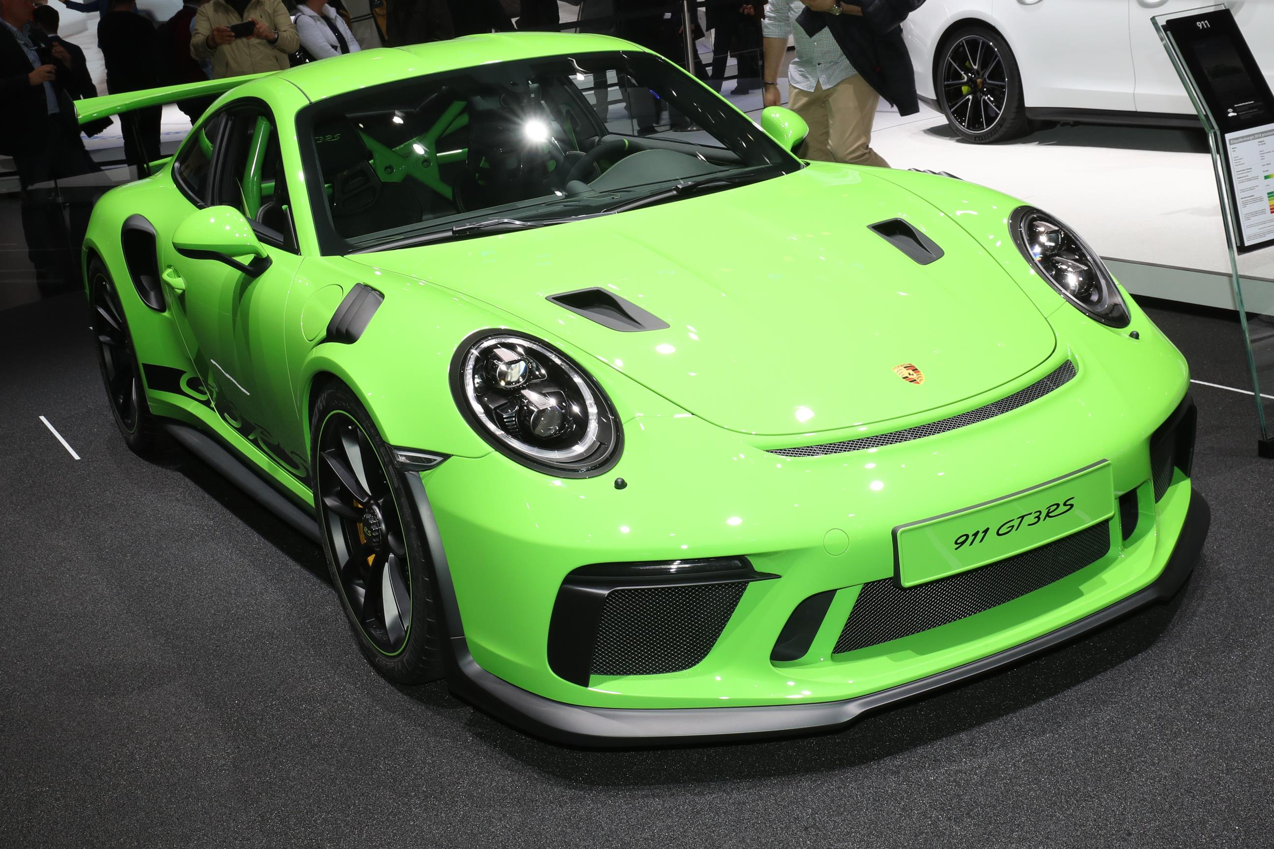the new 2019 porsche 911 gt3 rs. Black Bedroom Furniture Sets. Home Design Ideas