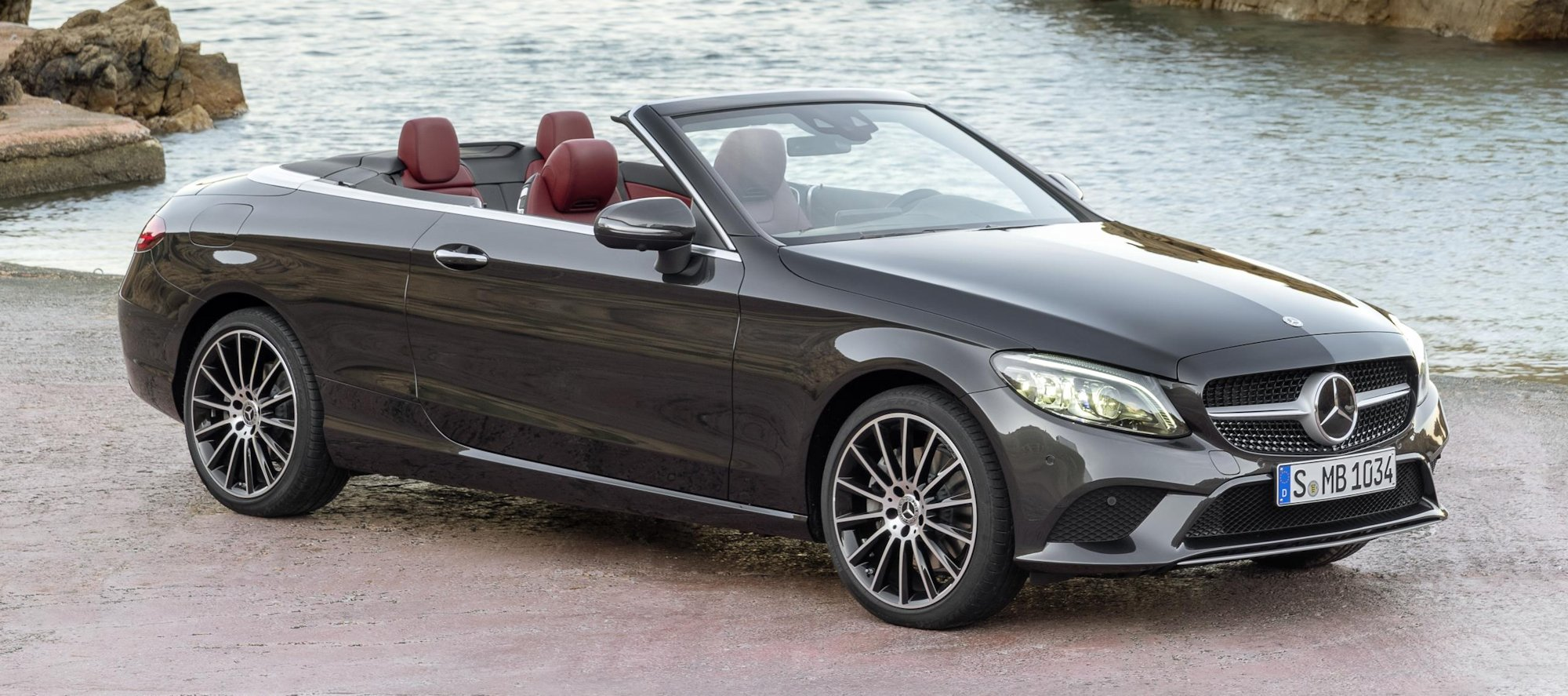 2019 mercedes benz c class coupe and cabriolet - Mercedes c class coupe convertible ...