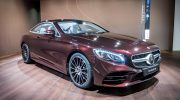 MERCEDES-BENZ S-CLASS SPECIAL COUPE AND CABRIOLET
