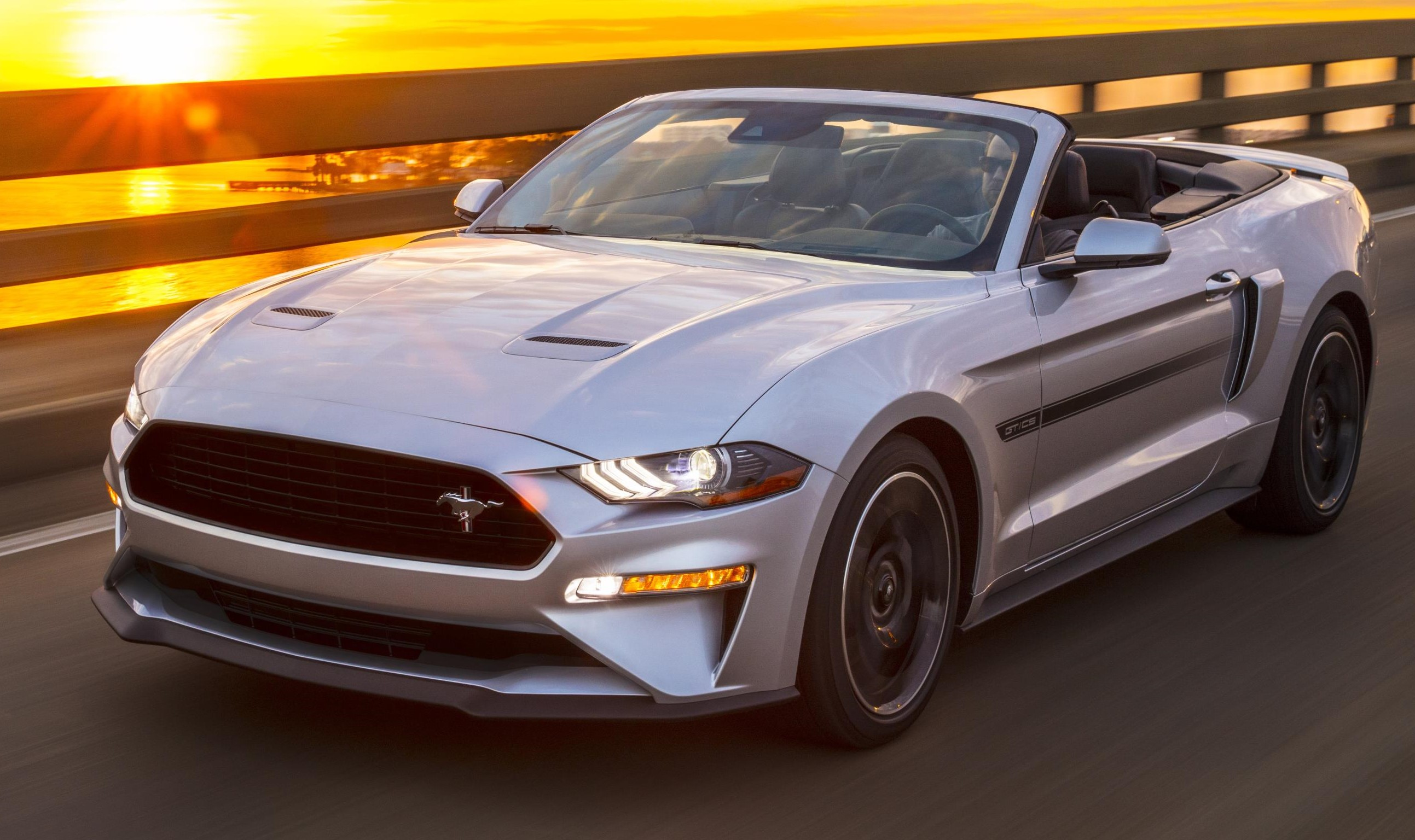 Customized Mustang >> 2019 MUSTANG GT / CS - myAutoWorld.com