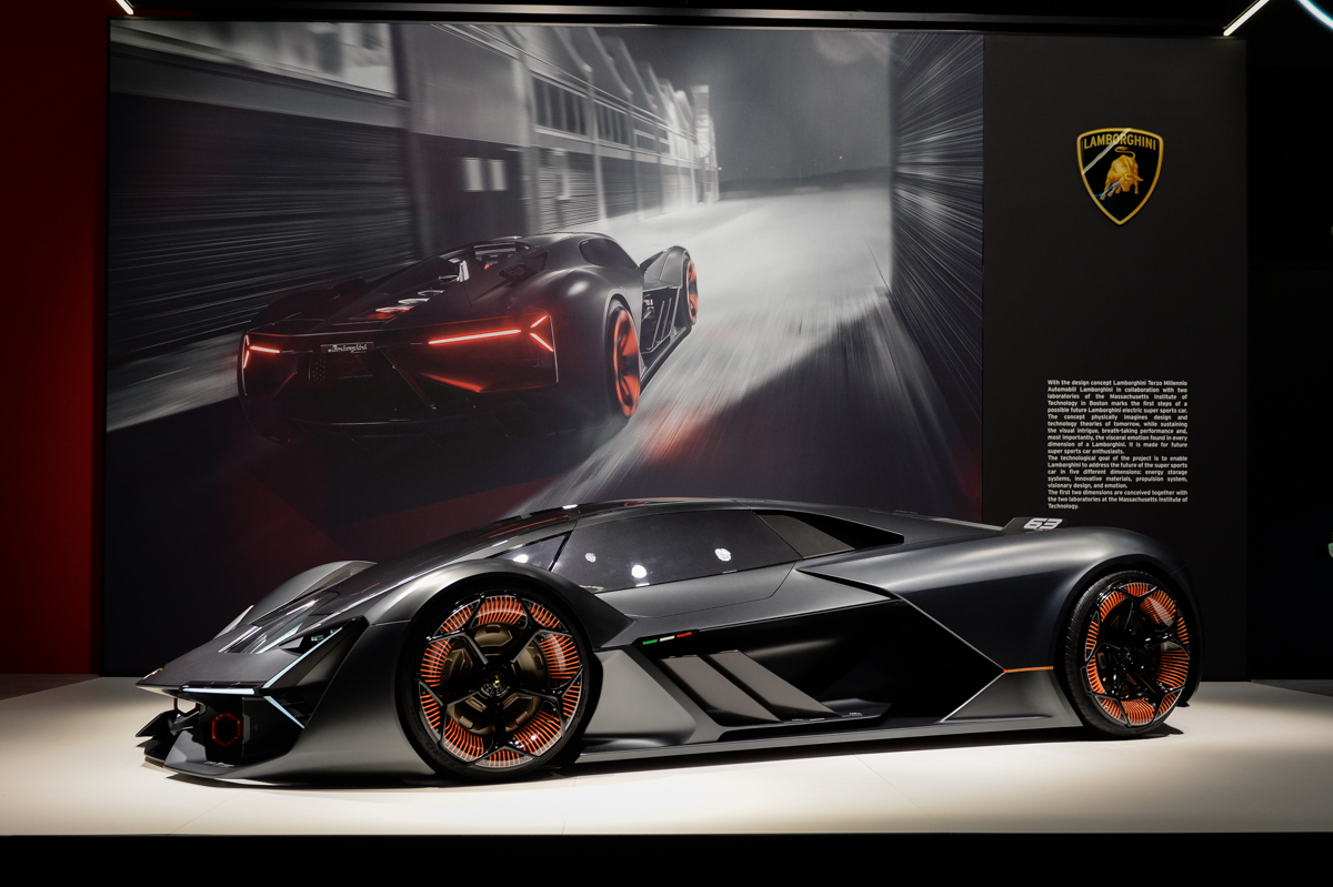 Lamborghini Terzo Millennio At Geneva Myautoworld Com