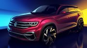 VOLKSWAGEN ANNOUNCES NEW FIVE-PASSENGER ATLAS SUV TO BE BUILT IN CHATTANOOGA