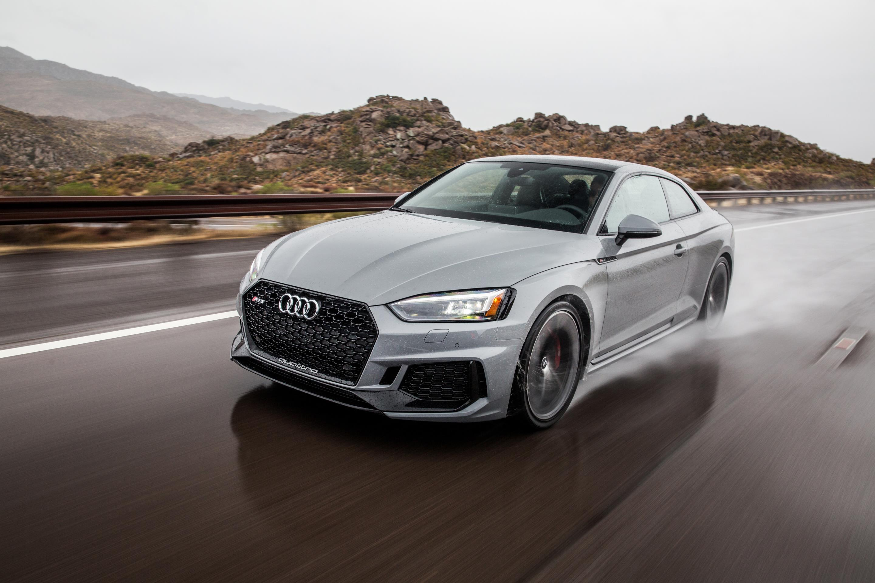 ALL-NEW 2018 AUDI RS 5 COUPE - myAutoWorld.com