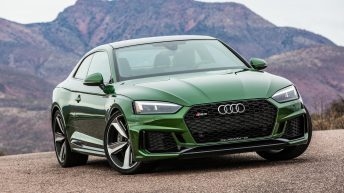 ALL-NEW 2018 AUDI RS 5 COUPE