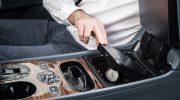 BENTLEY INTRODUCES BIOMETRIC SECURITY STOWAGE IN BENTAYGA