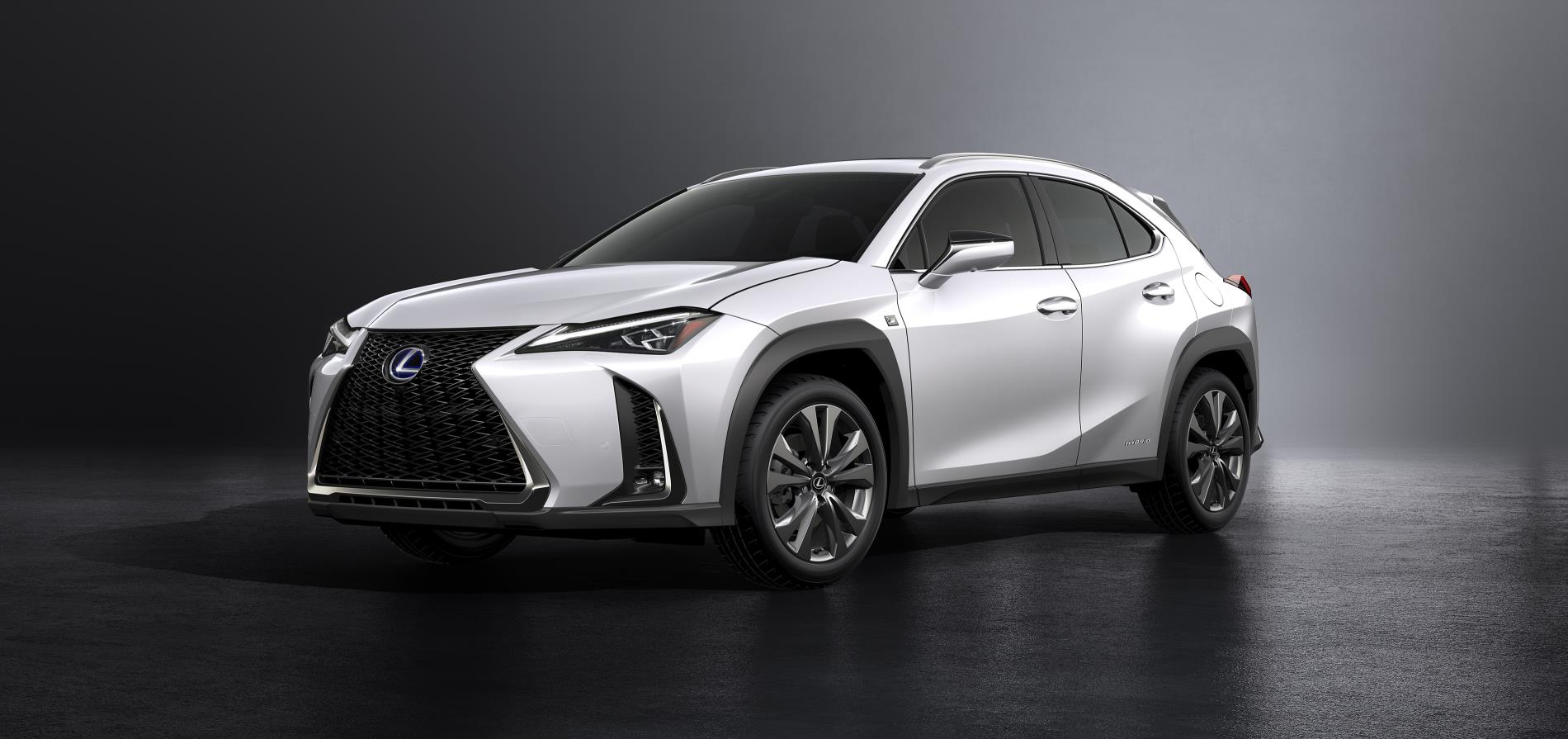 all new lexus ux crossover. Black Bedroom Furniture Sets. Home Design Ideas