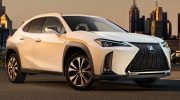 ALL-NEW LEXUS UX CROSSOVER