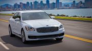 2019 KIA K900 MAKES GLOBAL DEBUT