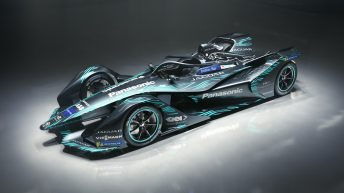 JAGUAR UNVEIL I-TYPE 3