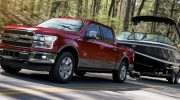 NEW FORD F-150 POWER STROKE DIESEL BEST-IN-CLASS FUEL RATING