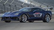 2019 CORVETTE ZR1 TO PACE INDIANAPOLIS 500
