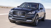 LINCOLN AVIATOR PREVIEWS