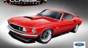 CLASSIC RECREATIONS ANNOUNCES FORD-LICENSED PROGRAM TO BUILD BOSS AND MACH 1 MUSTANGS