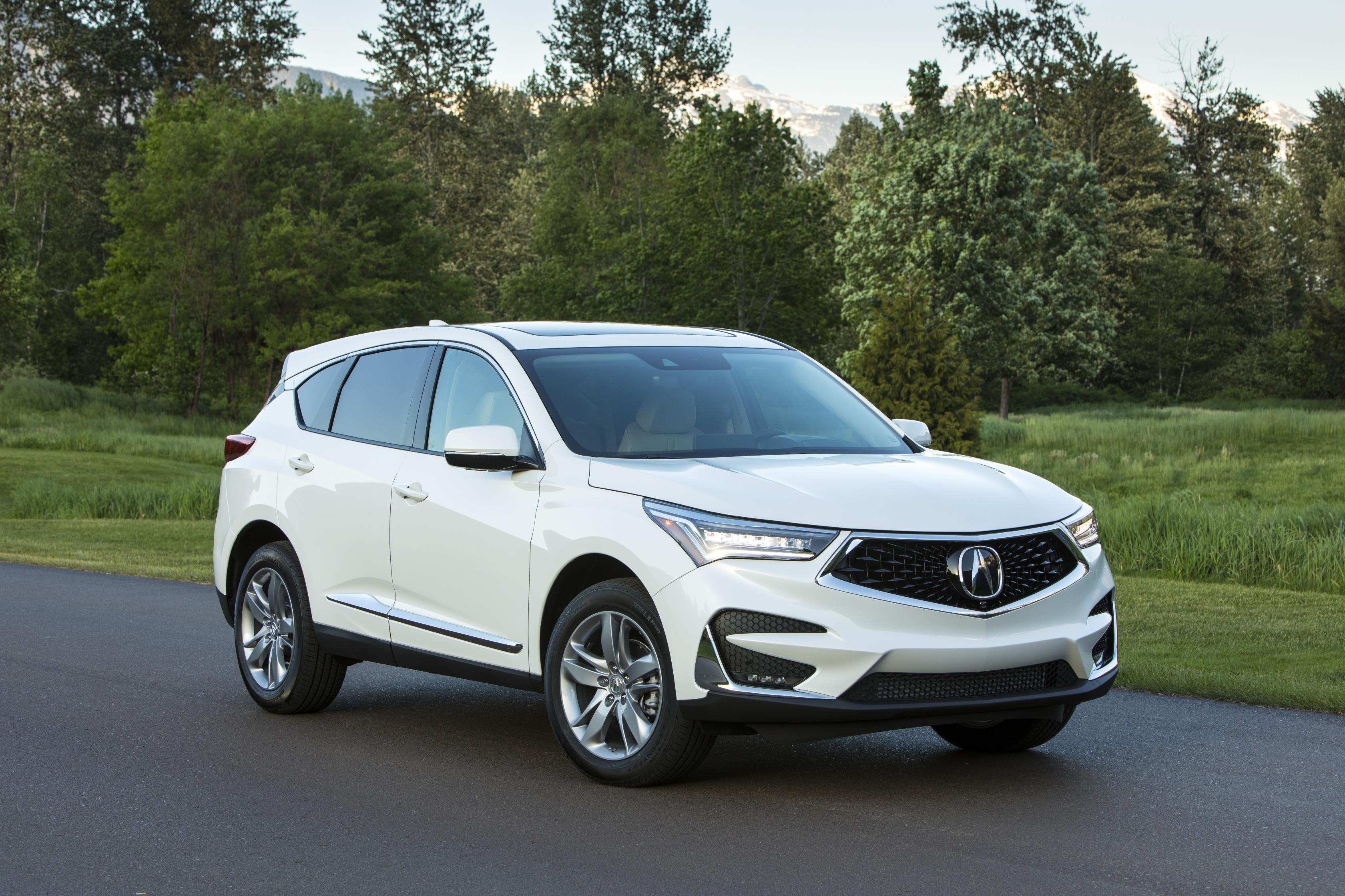all-new 2019 acura rdx arrives