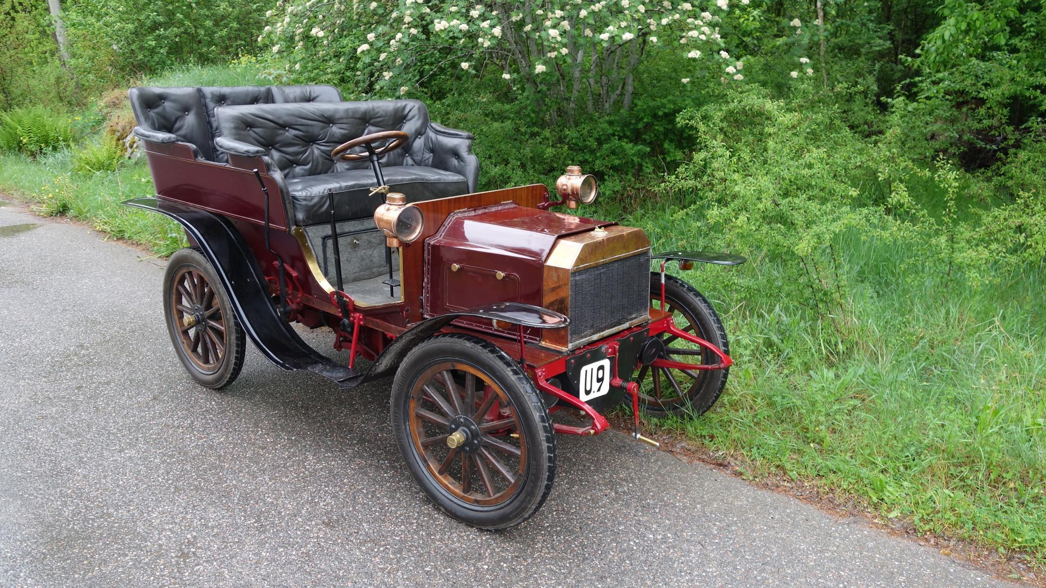 BONHAMS LONDON TO BRIGHTON VETERAN CAR RUN IN NOVEMBER - myAutoWorld.com