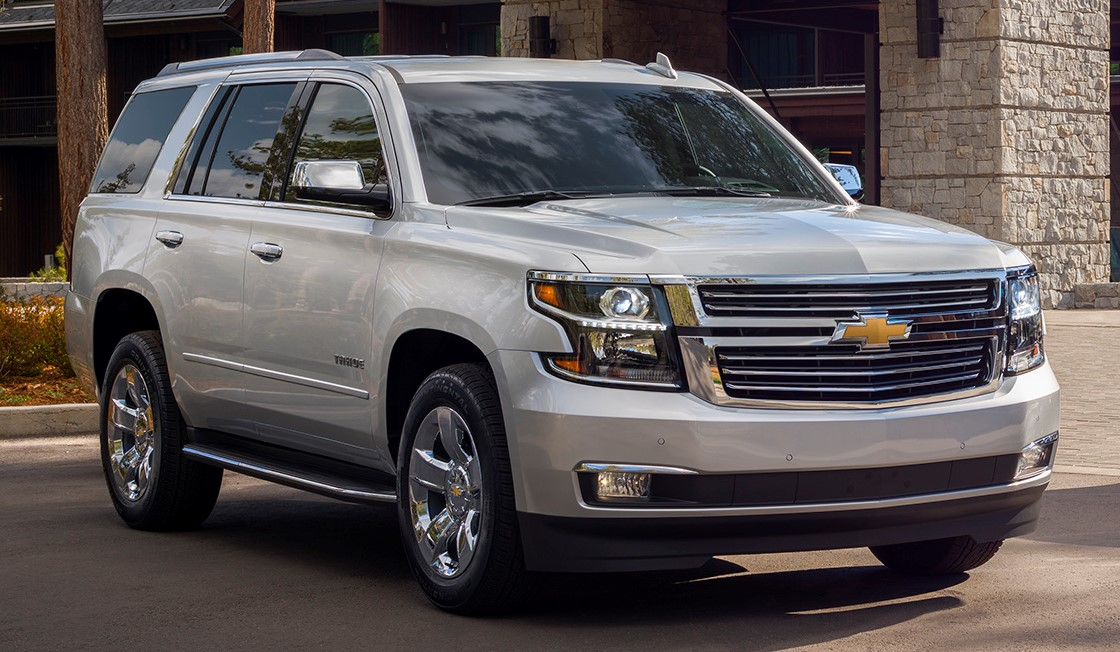 Chevrolet Tahoe And Suburban Premier Plus Special Editions Myautoworld Com