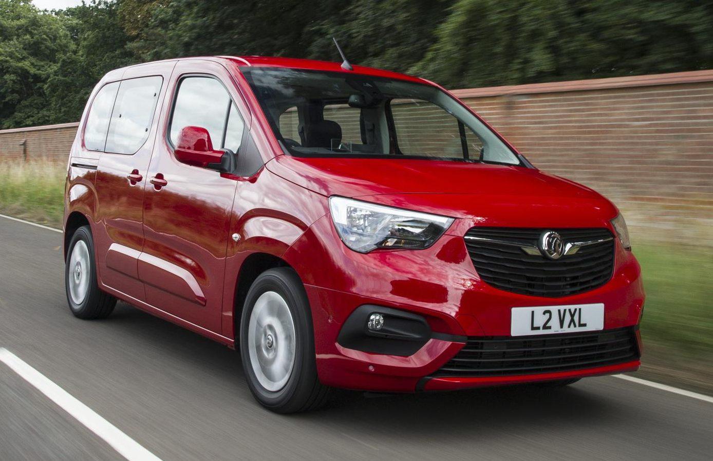 2019 Vauxhall Combo Life Myautoworld Com