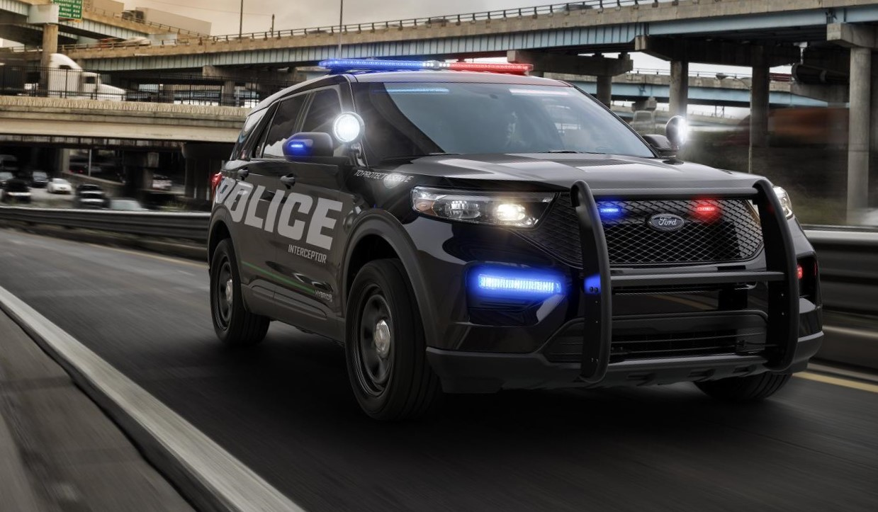 Ford Police Vehicles >> All New Ford Police Interceptor Myautoworld Com