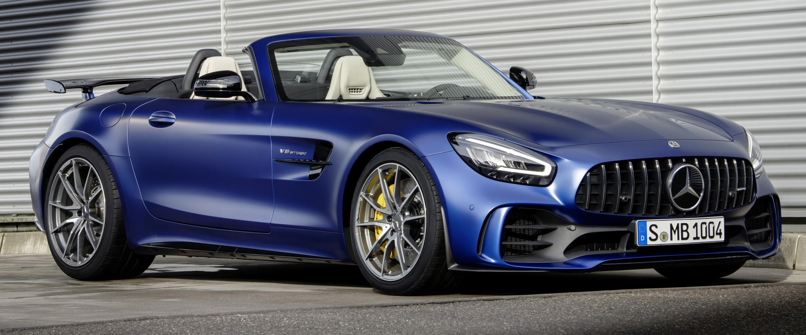 THE NEW MERCEDES-AMG GT R ROADSTER - myAutoWorld.com  Way For Diagram Wiring Switch Esp Gtr on