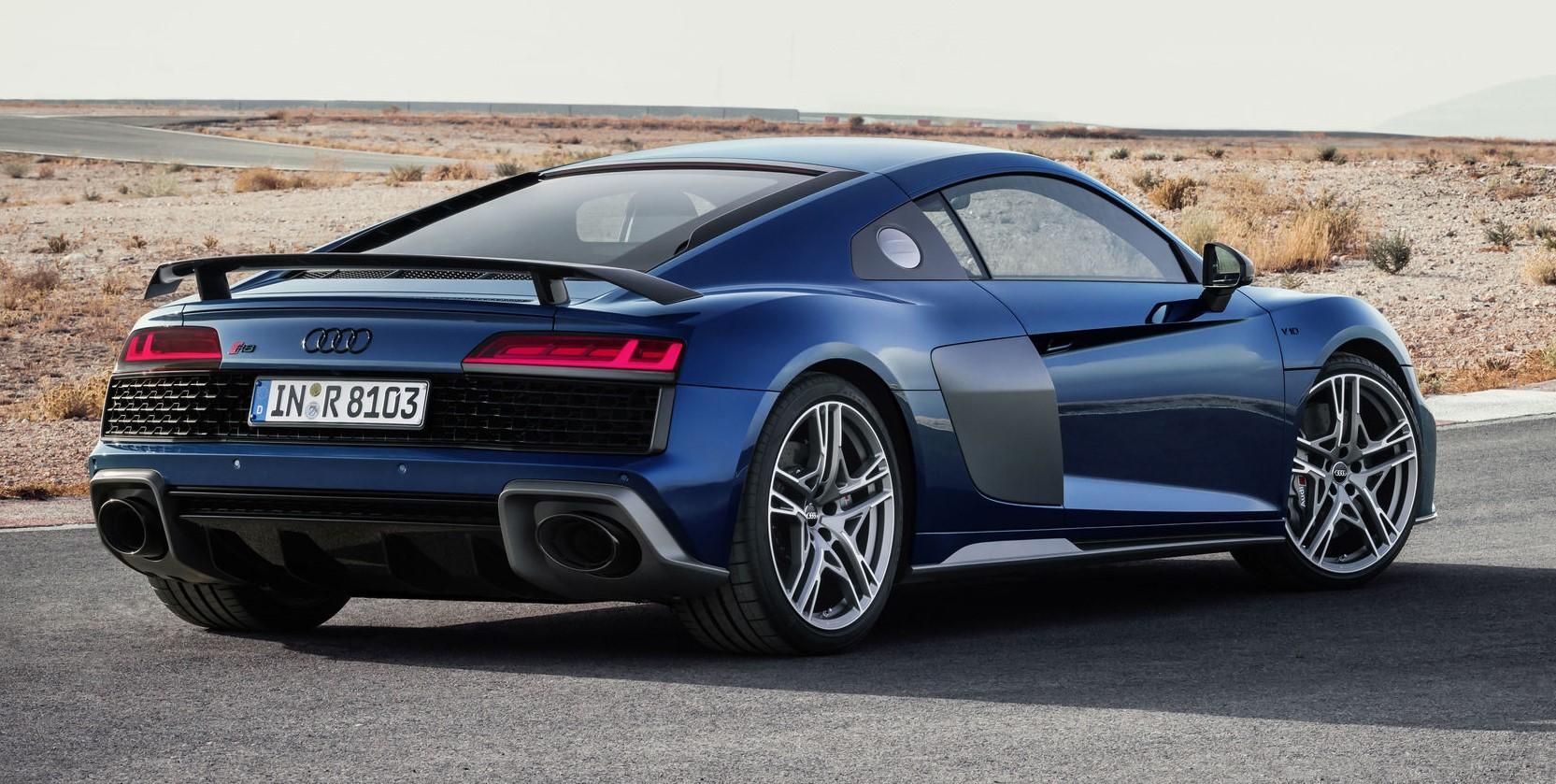 2020 Audi R8 And Limited Edition R8 V10 Decennium Myautoworld Com