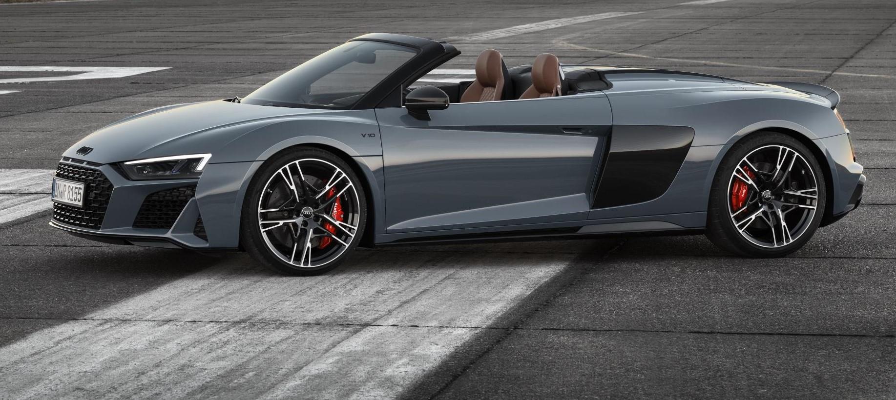 2020 Audi R8 V10 Performance Spyder 5676 Myautoworld Com