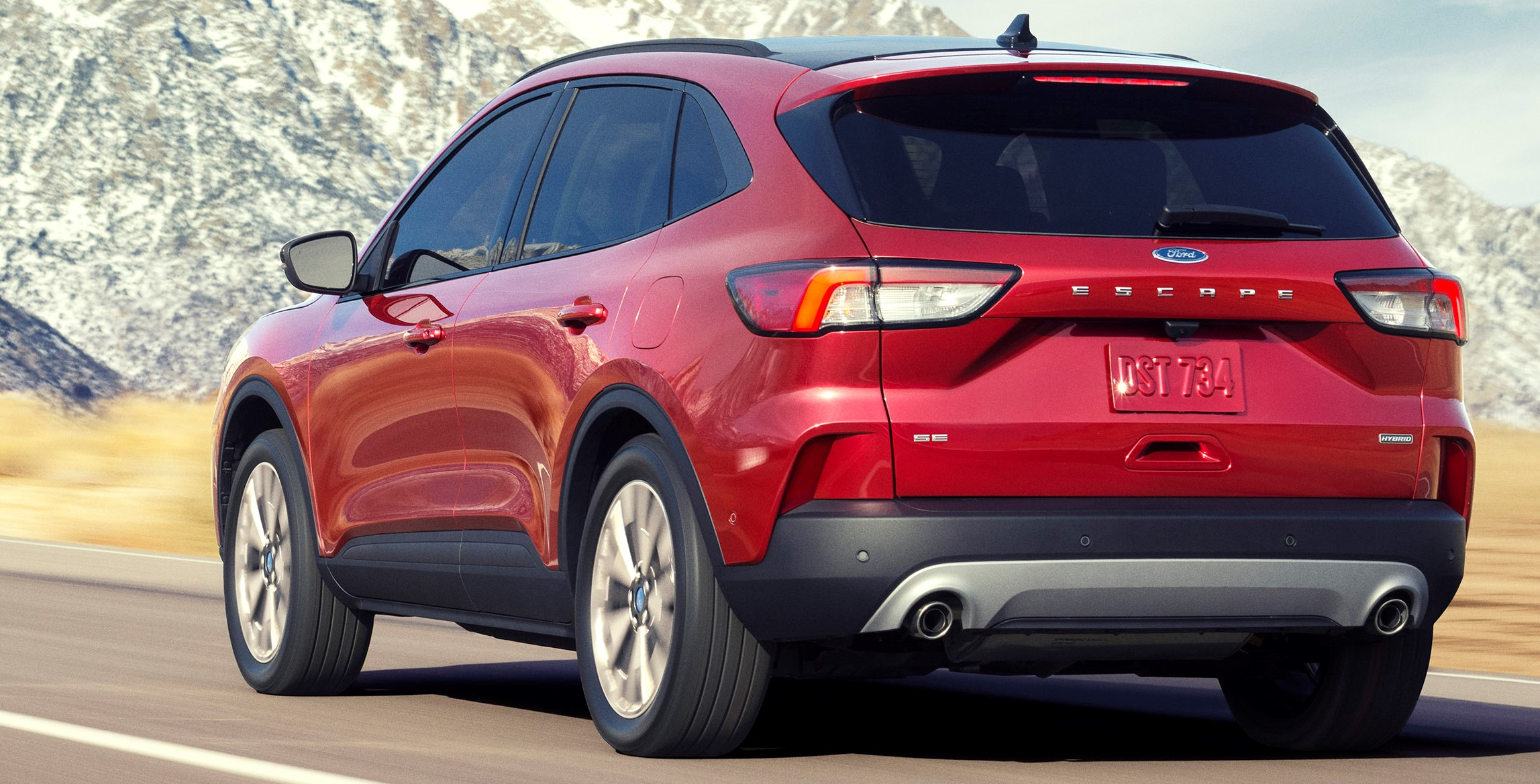 2020 Ford Kuga Plug-In Hybrid Is Coming Next Spring >> All New 2020 Ford Escape Myautoworld Com
