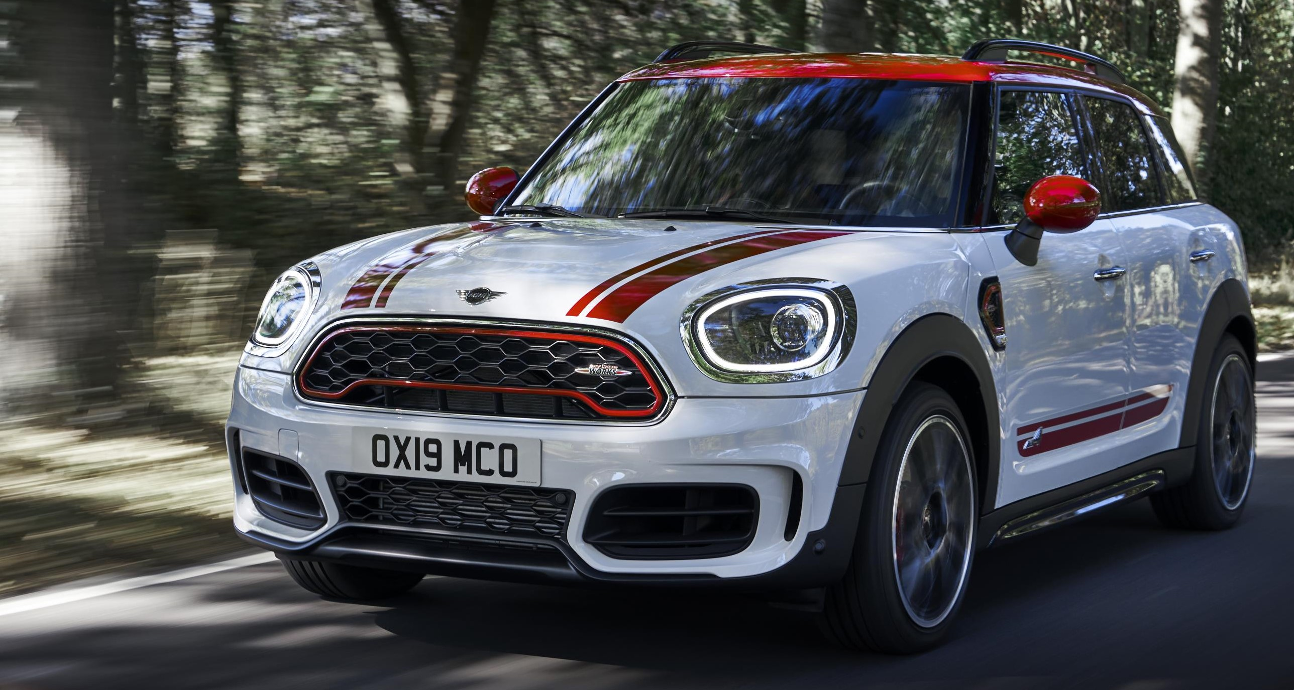 The New Mini John Cooper Works Clubman And Countryman Myautoworldcom