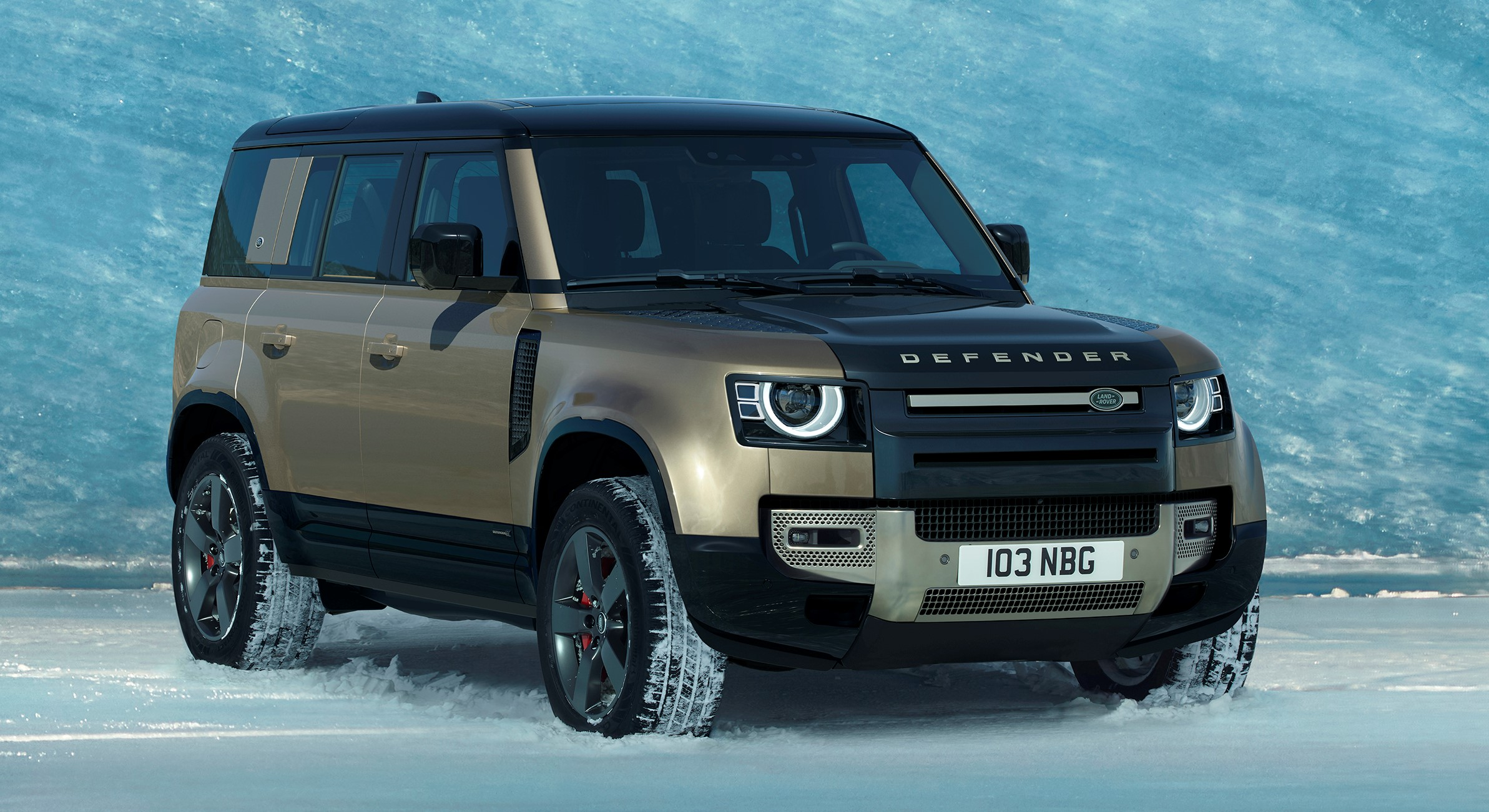2020 Land Rover Discovery Is Built On The New Architecture >> The New 2020 Land Rover Defender Myautoworld Com